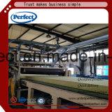 Pannello isolante professionale delle lane di roccia di alta qualità di fabbricazione 40--220kg/M3