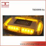Gelblicht Multi-Spannung LED MiniLightbar (TBD0898D-6A)