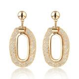 Heißer verkaufenschmucksachen Rhionstone des Gold18k Kristallband-Ohrring