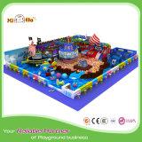 Weiche kleine Vorschultikes-Innenspielplatz für Kind-Schwingpferd