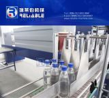 Macchina avvolgitrice dell'imballaggio automatico dello Shrink della pellicola del PE per le bottiglie