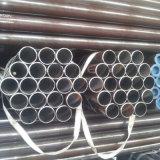 Schedule 40 para Tubo de Aço Sem Costura carbono com estrutura pintada de preto