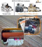 F350b 350mm A3 A4 heiße Rolle und kalte Beutel-Film-Papier-Laminiermaschine
