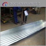 Preço ondulado galvanizado Z150 da chapa de aço de Dx51d