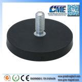 Magneten van het Neodymium van het Ontwerp van de Magneet van de Magneten van de informatie de Elektro Permanente Vrije