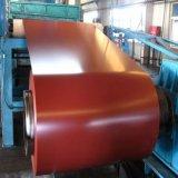 Chapa de aço Prepainted do aço Coil/PPGI de PPGI nas bobinas para a telhadura