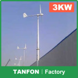 5kw fora do sistema Grid Wind Turbine para casa