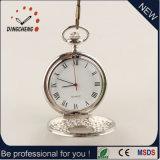 Regalo de envío rápido reloj de bolsillo reloj caja de reloj de la aleación (DC-228)