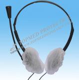 Cubierta no tejida del oído de Dispsoable, cubierta del auricular, cubierta del auricular