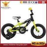 """Fahrt auf Kind-Fahrrad mit 4wheels 12 """""""