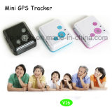 Mini perseguidor pessoal de venda superior do GPS com tecla do SOS (V16)