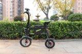 2017 Nouvelle conception 36V 350W pour le prix d'usine Flodable vélo électrique