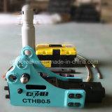 0.5 0.6台の0.8ton掘削機のためのSb0.5のみのDiamater 35mmの油圧ブレーカ