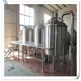 2容器のステンレス鋼304のマイクロビール醸造装置