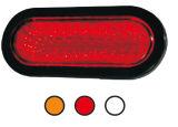 """Indicatore luminoso di segnale ovale di girata del LED 6 """" Tk-Tl301"""