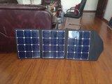 Painel Solar Dobrável 100W carregador para Celular