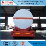35cbm/35000L del acciaio al carbonio della petroliera rimorchio semi per combustibile/diesel/trasporto grezzo
