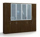 Forniture di ufficio 3 Governi di riempimento del guardaroba di legno dell'archivio del Governo dei portelli