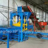 Blocco in calcestruzzo automatico della macchina della pressa per mattoni del cemento di Qtf3-20 Hydarulic che fa macchina