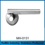Maneta de puerta barata del grado del precio SS304/316 del Manufactory de la fábrica para la puerta de madera y de aluminio