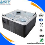 Commercio all'ingrosso 6 Persons Whirlpool SPA con il massaggio Bathtub/Hot Tub