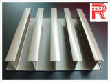 Profili di alluminio/di alluminio dell'espulsione per il blocco per grafici di pubblicità esterna