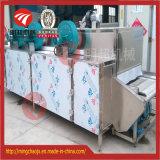 Túnel-Tipo equipo de sequía del aire caliente para los huesos del pollo