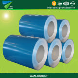 PPGI Prepainted Aluzinc PPGL DX51d+Z da bobina de alumínio de zinco de cor