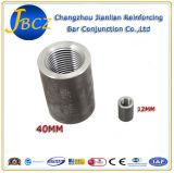 Accoppiamento meccanico del tondo per cemento armato dell'acciaio di rinforzo da 12-40mm