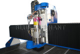 Machine de découpage en bois automatique de commande numérique par ordinateur d'Atc des prix bon marché d'usine 2030 à la gravure avec le capot DE X/Y de la poussière d'axe de Z