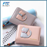 Neue Art-gute Noten-weiche Dame Key Bag Coin Purse