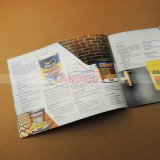 安いカタログの印刷の小冊子の本マガジンパンフレットの印刷