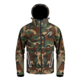 Moto Custom Textile Camo vestes pour hommes