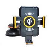 ケイ素の吸盤を持つ無線車の充電器