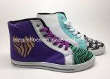 Shoes (14hy1504)ズック靴の偶然靴の女性の