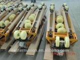 Camion di pallet idraulico standard del CE caldo di Slaes