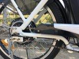 Bicicletta elettrica senza spazzola della batteria di litio del motore 48V 350W