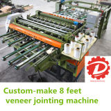 코어 베니어 접합기 기계 합판 모래로 덮는 기계