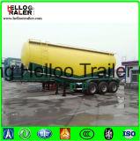 China 3 Eixos 60m3 de cimento a granel caminhão tanque semi reboque para venda