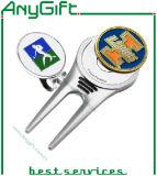 Clip de golf personalizadas con logotipo y colores