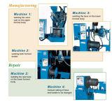 15kg LPGのガスポンプの自動円周のシーム溶接機械