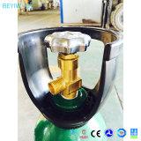 Heißes Chrom-überzogenes medizinisches Sauerstoffbehälter-Ventil des Verkaufs-Qf-2 mit Cer Tpet Zustimmung