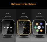 El teléfono elegante del reloj de Bluetooth con múltiplo funciona A9