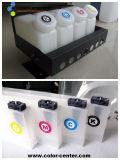 Sistema di rifornimento all'ingrosso continuo dell'inchiostro del CISS 4X4 di Mimaki CISS