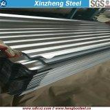 Galvalumeの波形の鋼鉄屋根ふきシート
