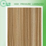 Compacto HPL Laminado de Alta Presión hojas/placa de Formica