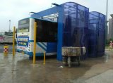 Conduzir-Através do equipamento de lavagem do barramento e do caminhão, a máquina a mais atrasada da lavagem do barramento do preço