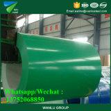 Matériaux de construction chinois PPGI bon marché