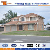 Вилла горячего сбывания полуфабрикат для здания стальной структуры