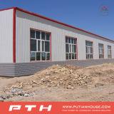 Estructura de acero prefabricados China almacén con tamaño personalizado
